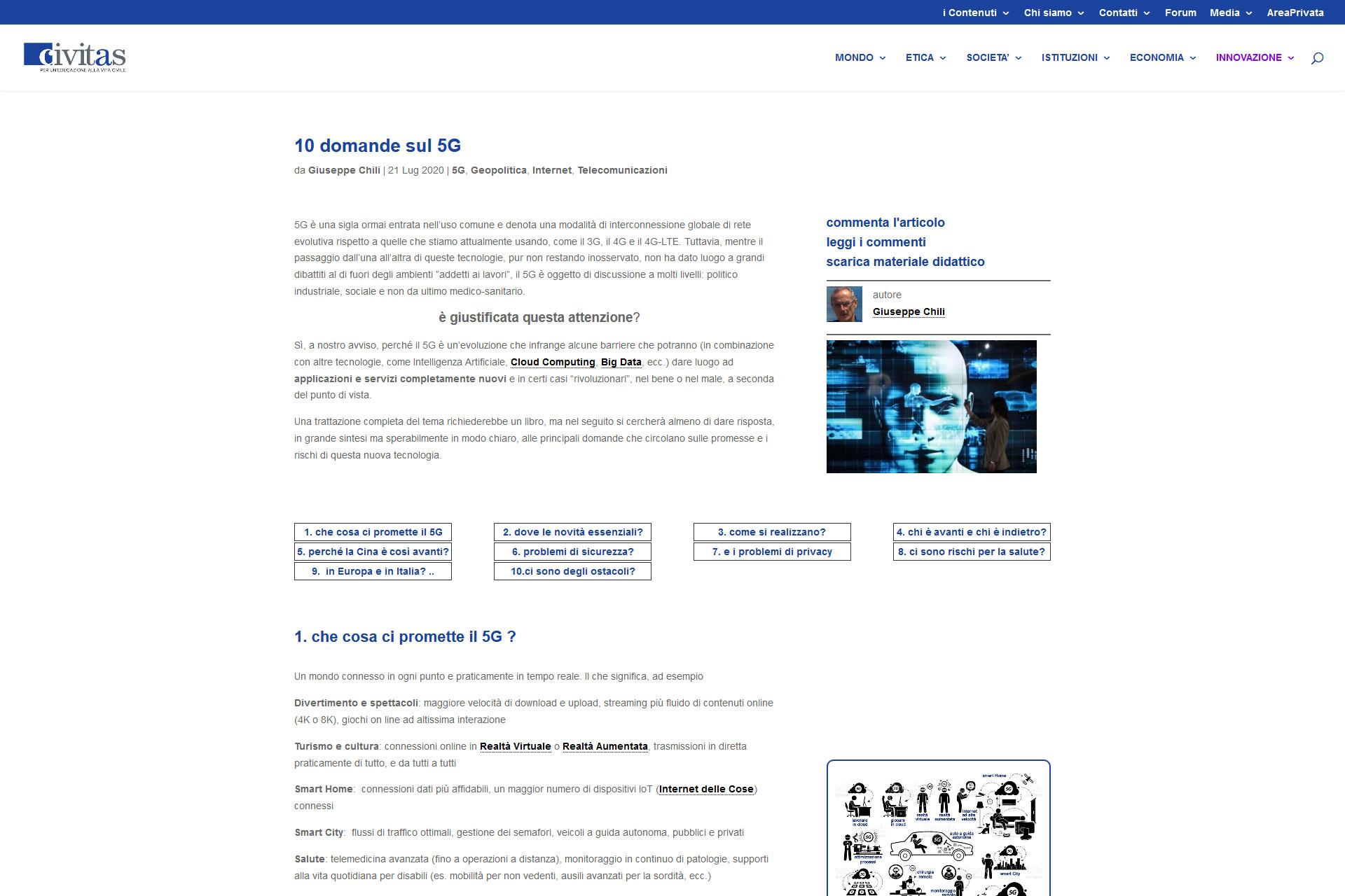 lv-design-realizzazione-siti-web-bologna-portfolio-civitas-schola-slide-3