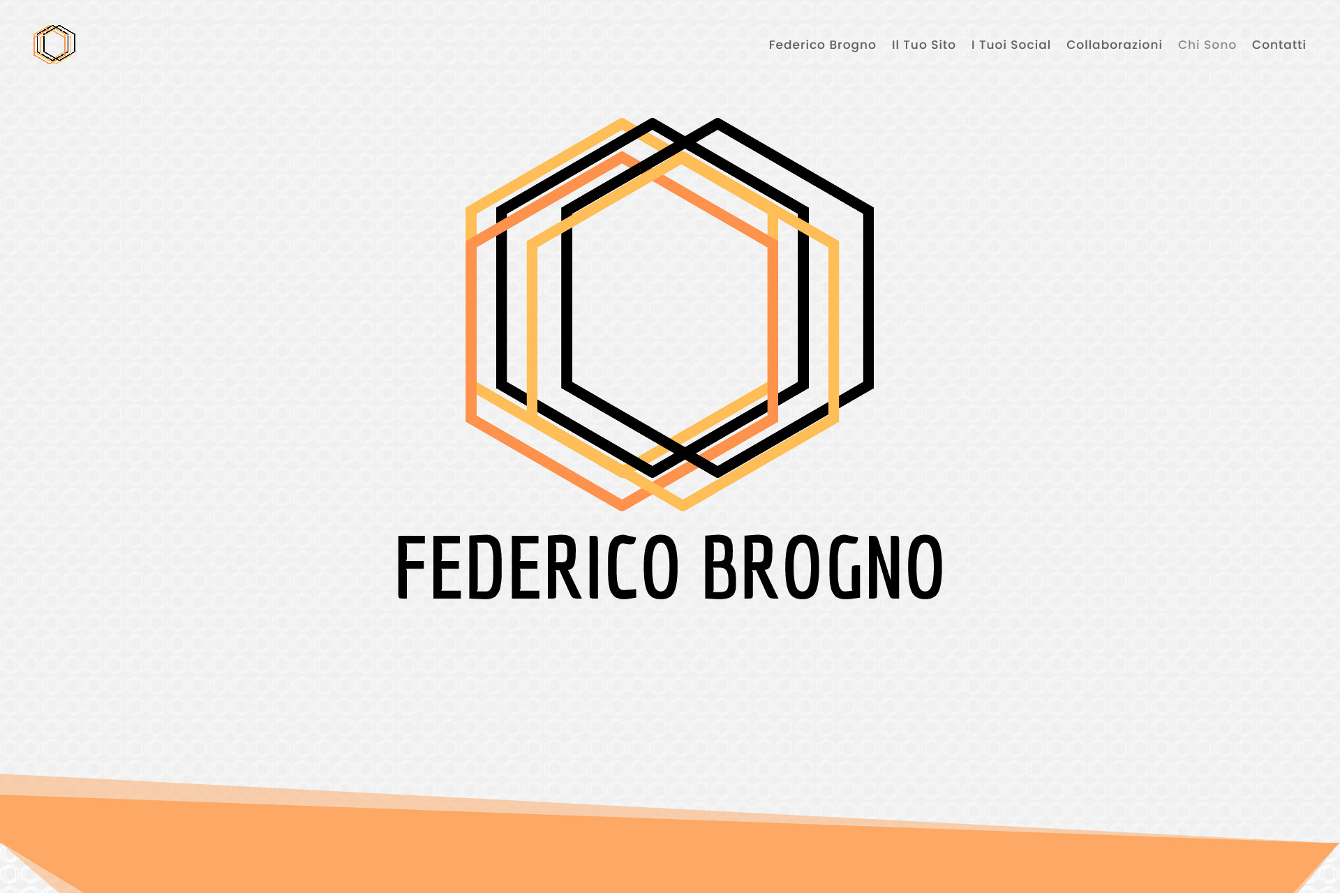 Federico Brogno Sito Web
