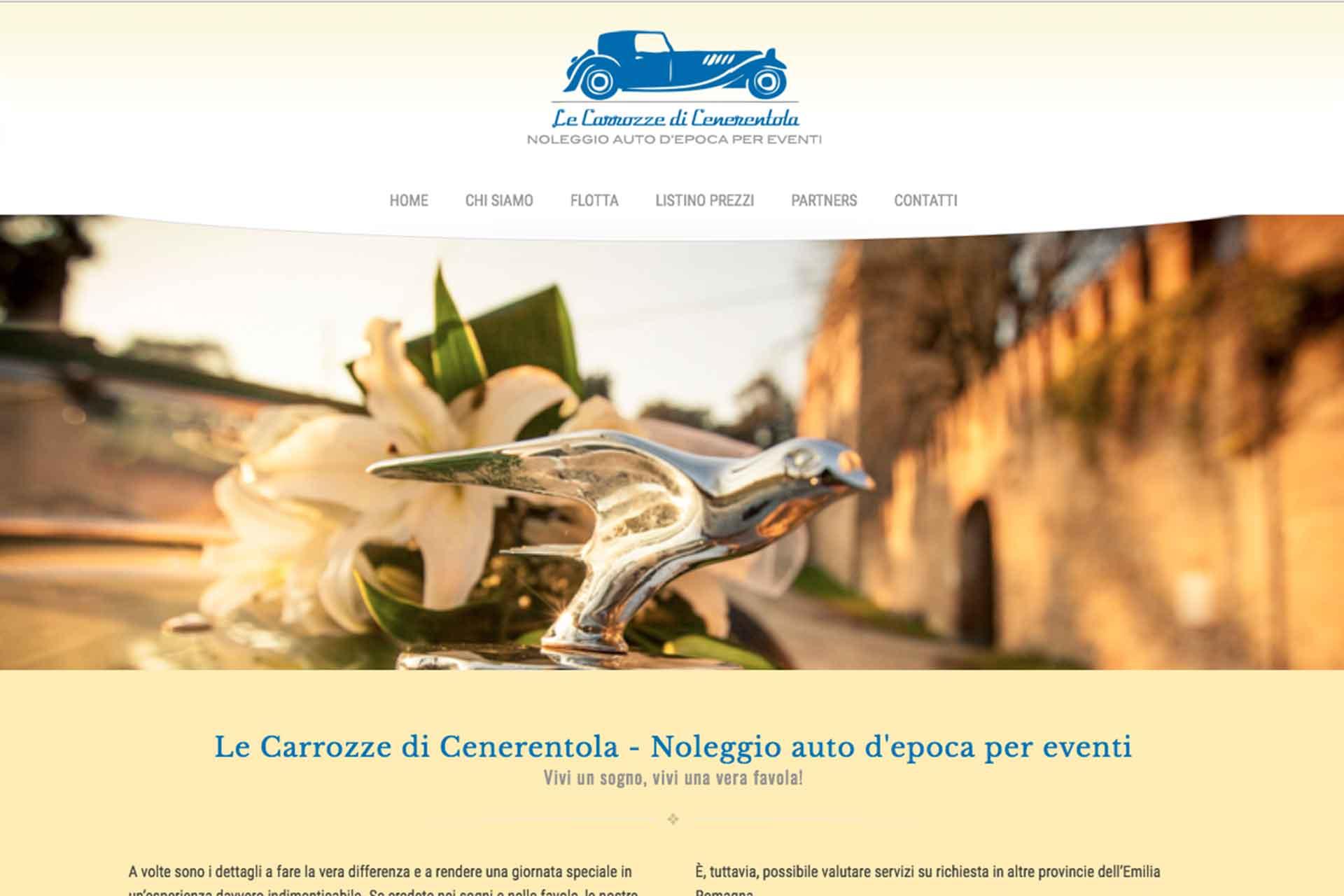 lv-design-realizzazione-siti-web-bologna-portfolio-le-carrozze-di-cenerentola-slide-1
