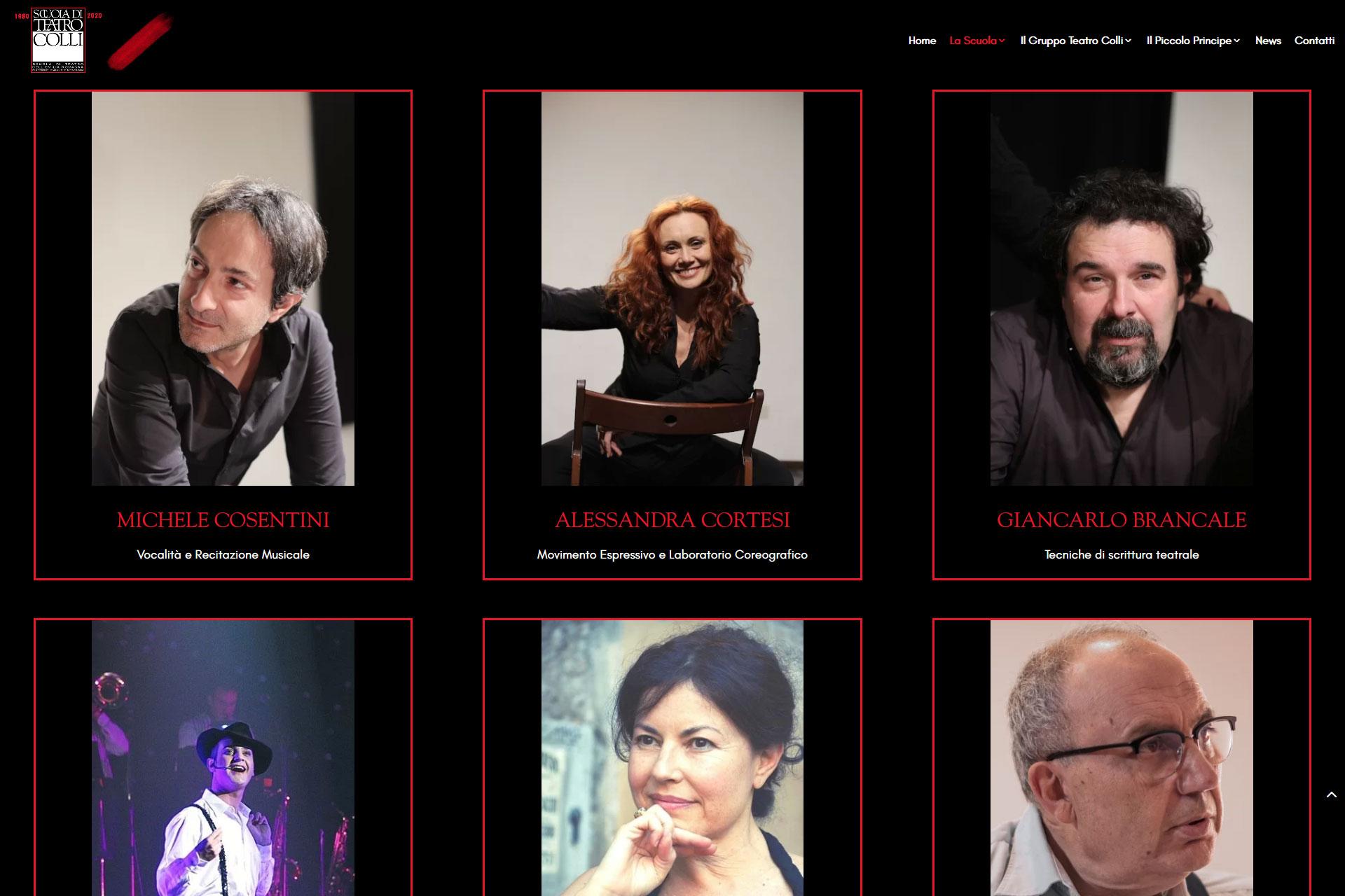 lv-design-realizzazione-siti-web-bologna-portfolio-scuola-di-teatro-colli-slide-2