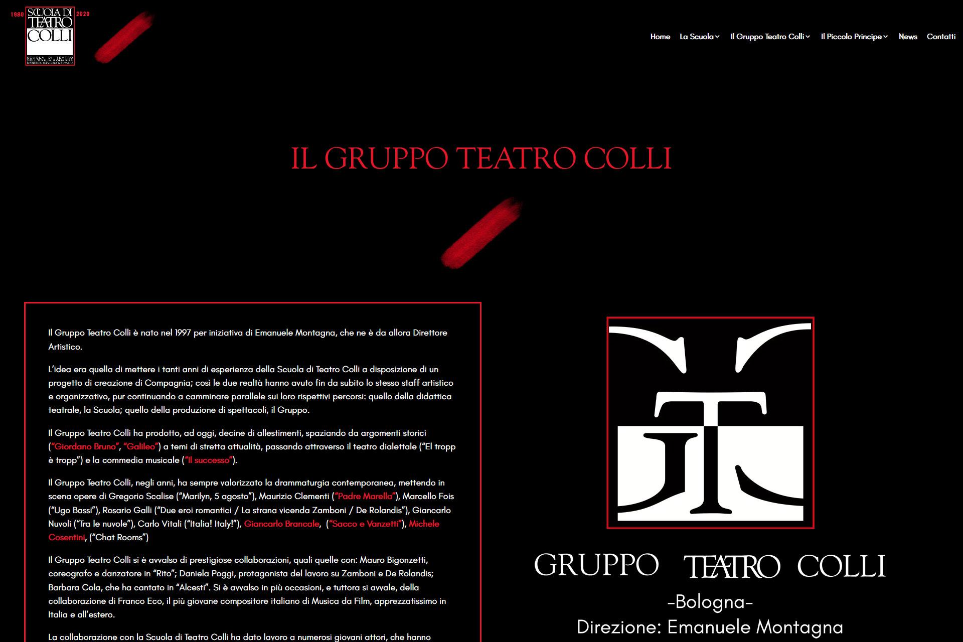 lv-design-realizzazione-siti-web-bologna-portfolio-scuola-di-teatro-colli-slide-3