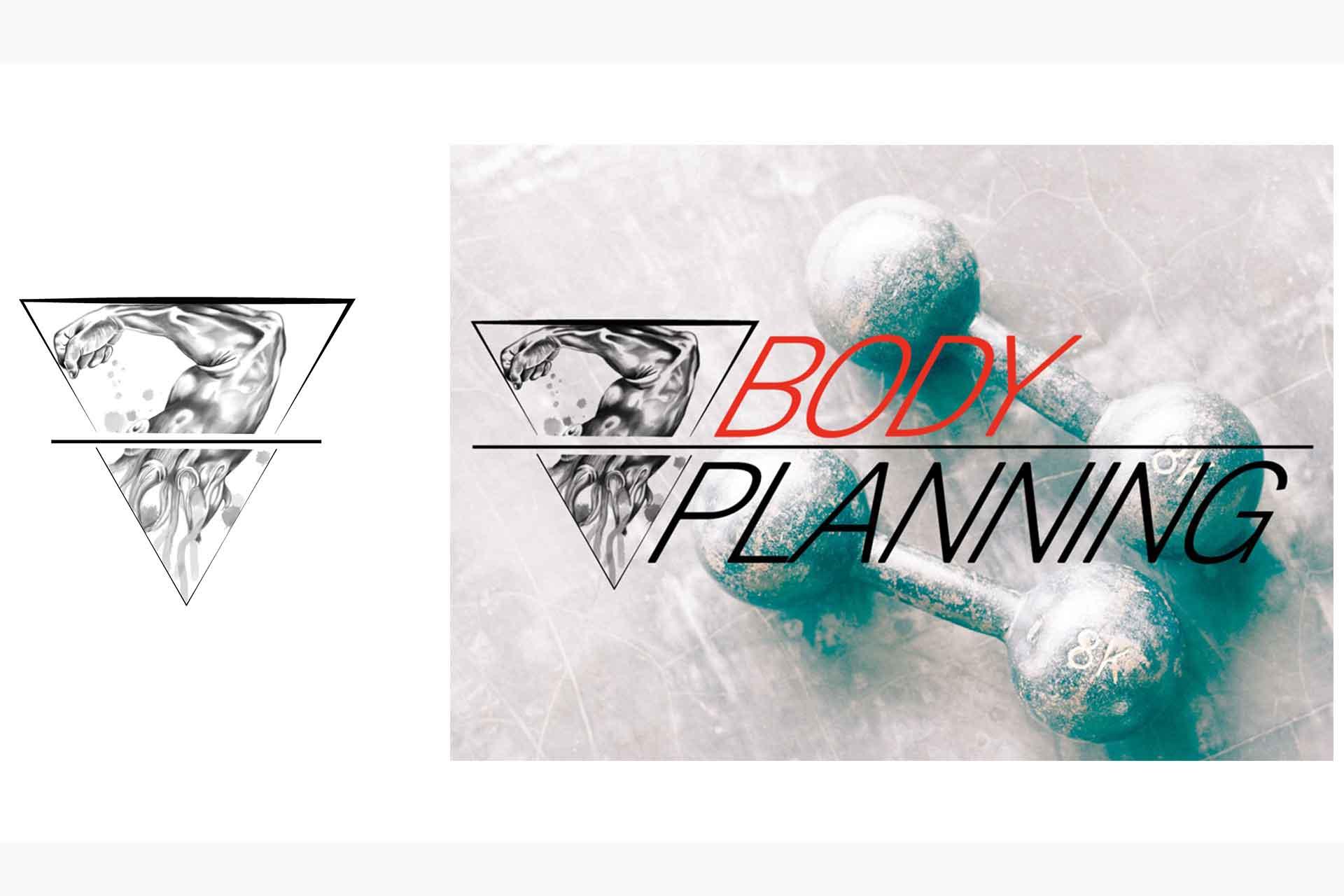 Body Planning Immagine Coordinata