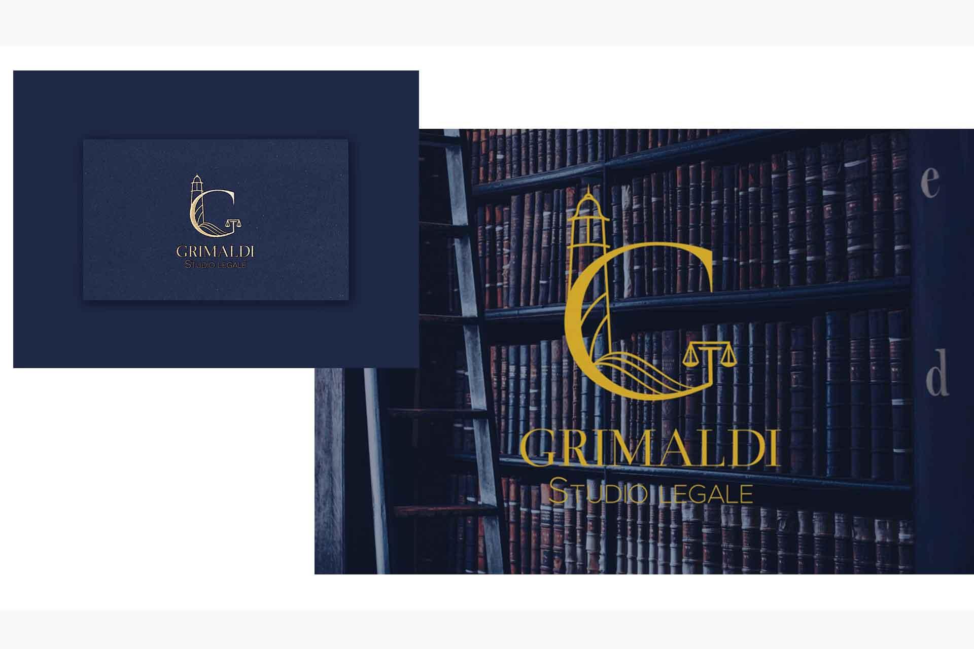 Grimaldi Studio Legale Immagine Coordinata