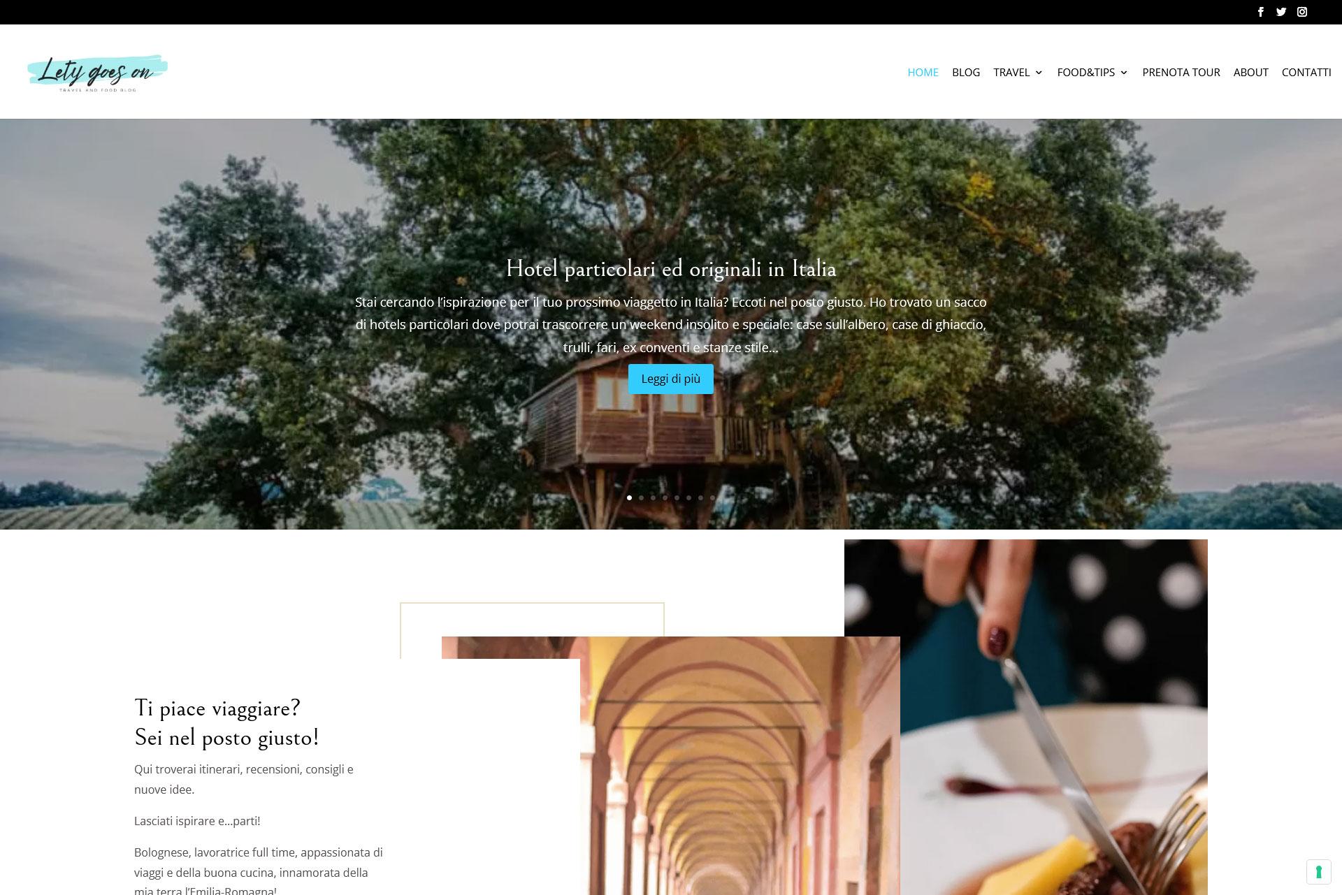 lv-design-realizzazione-siti-web-bologna-portfolio-lety-goes-on-slide-1