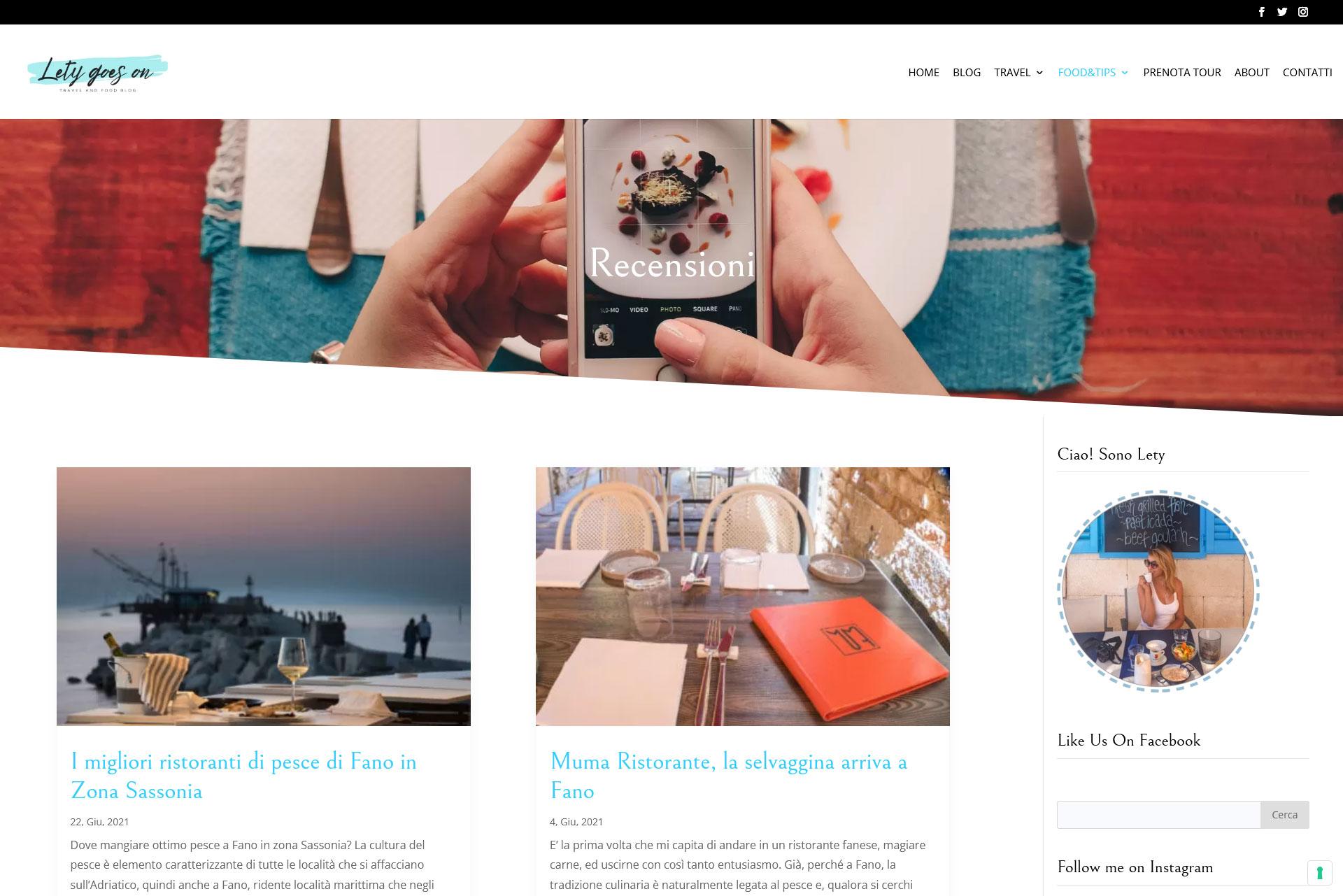 lv-design-realizzazione-siti-web-bologna-portfolio-lety-goes-on-slide-2