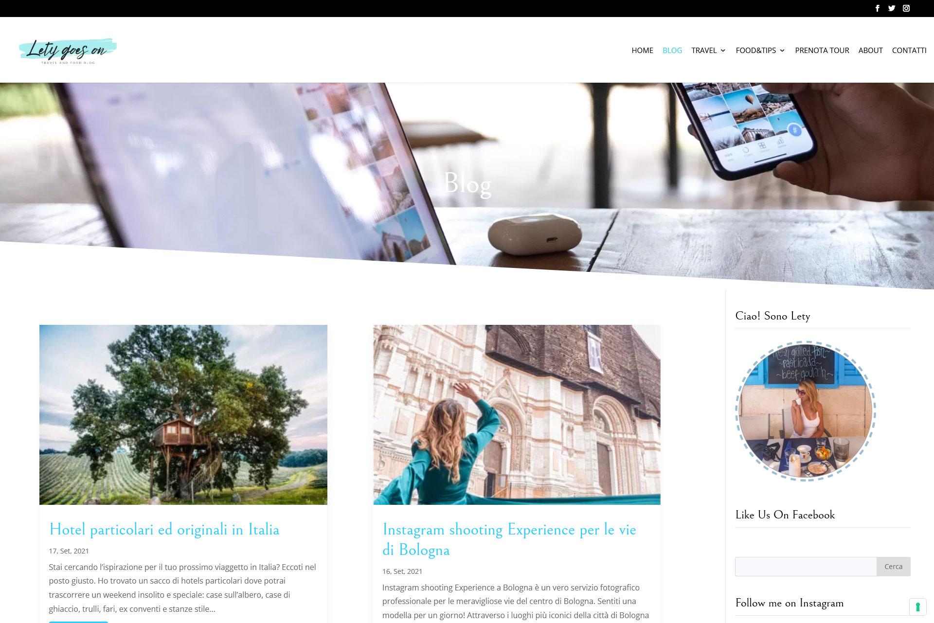 lv-design-realizzazione-siti-web-bologna-portfolio-lety-goes-on-slide-3